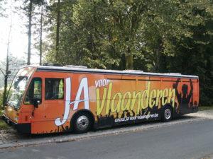 VVB Bus | Ja Voor Vlaanderen