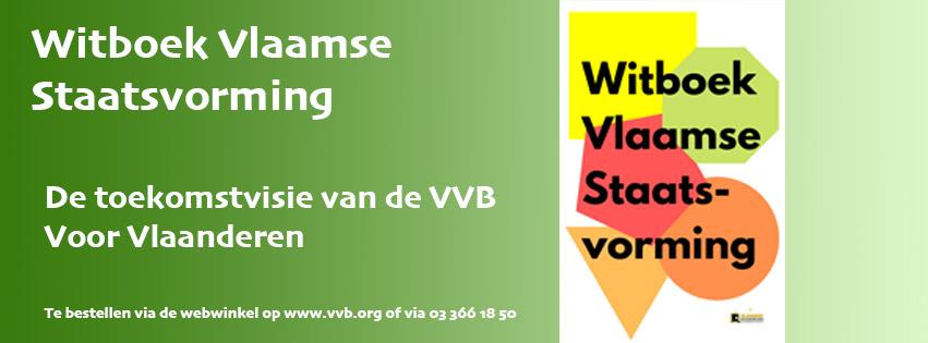 Witboek Vlaamse Staatsvorming