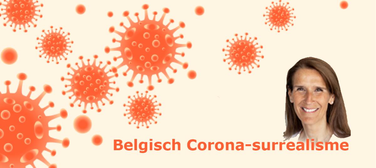 Belgisch Corona-surrealisme