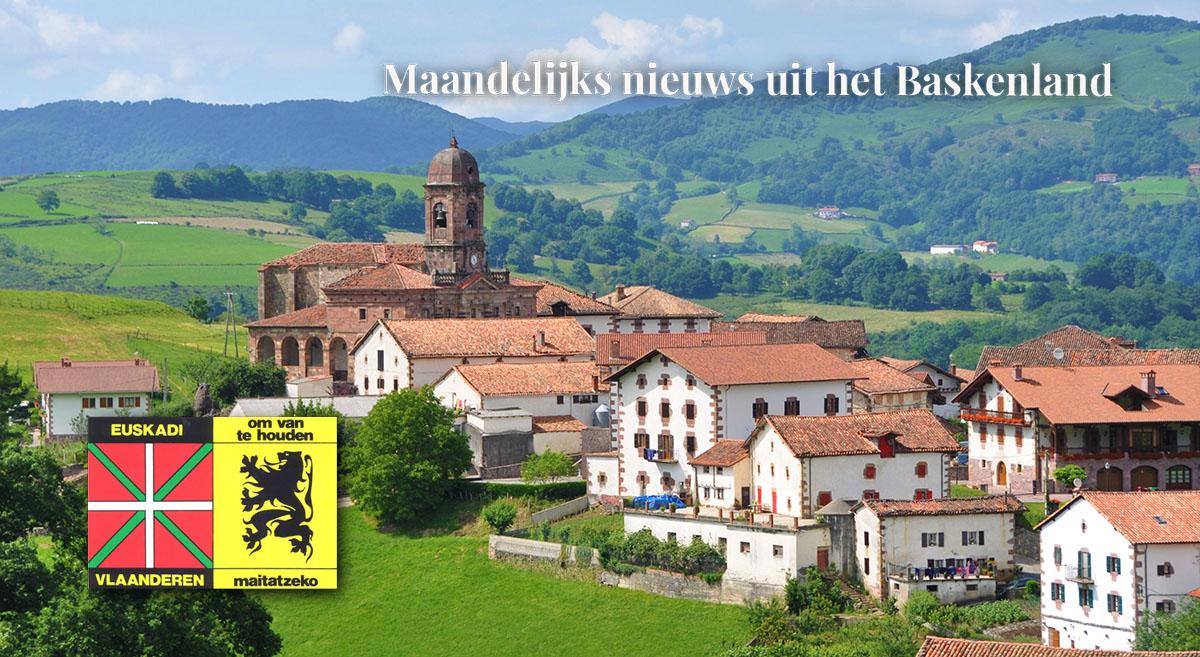 Nieuws uit het Baskenland