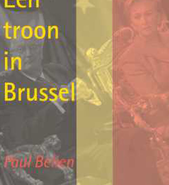 Een troon in Brussel