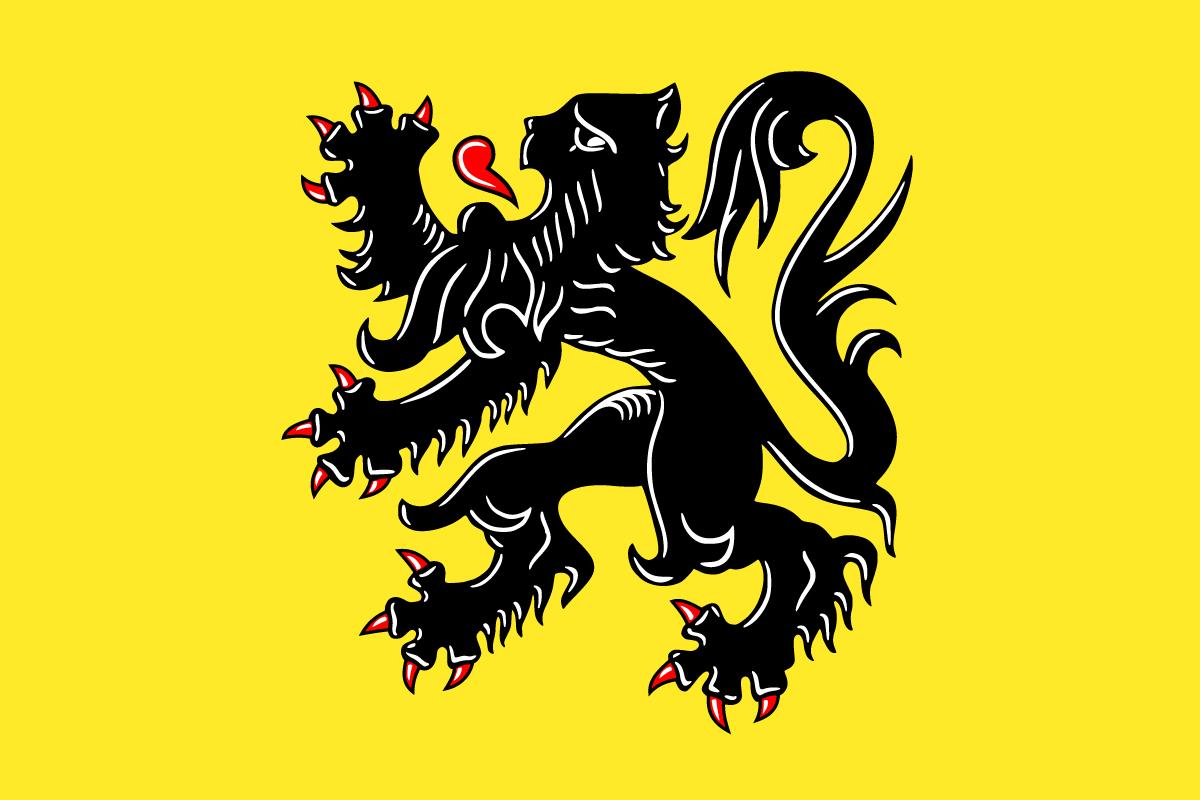 Officiële Vlaamse actievlag