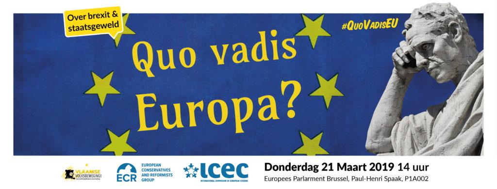Vijfde ICEC-colloquium in het Europees Parlement