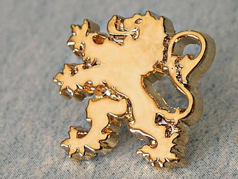 Pin Vlaamse Leeuw