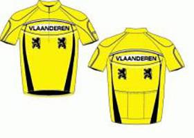 Wielertruitjes Vlaanderen