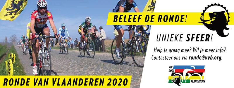 Ook voor de Ronde van Vlaanderen gooit covid-19 roet in het eten