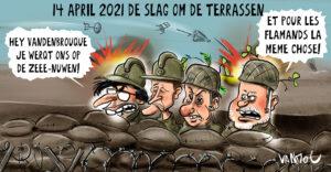 Mei 2021 Cartoon