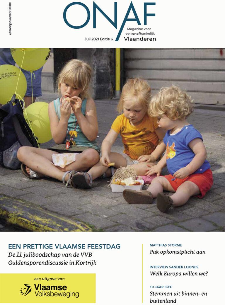 ONAF Juli 2021 Cover