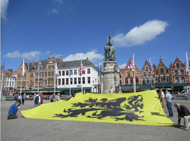11 juliviering Brugge